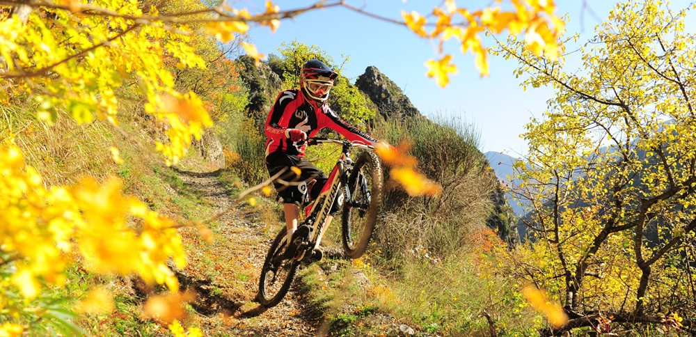 mountain bike alta roya